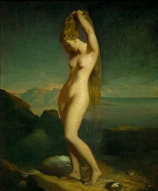 Chasseriau, Venus