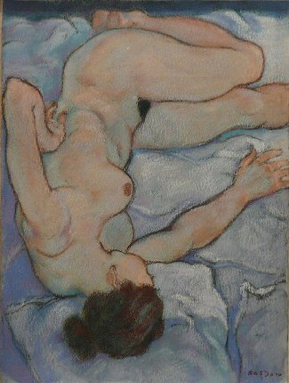 Michael Bastow, The Empty Bed