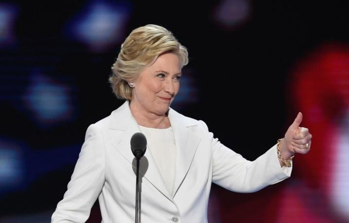 Hillary Clinton : une première dans l'histoire politique américaine