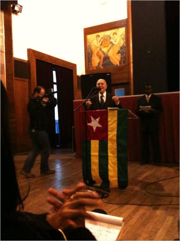 Stéphane Hessel invitait déjà le Togo à la démocratie...