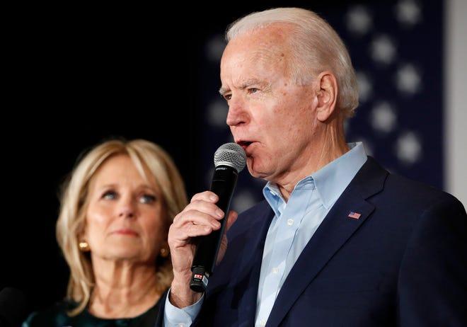 Les Biden... Jill et Joe