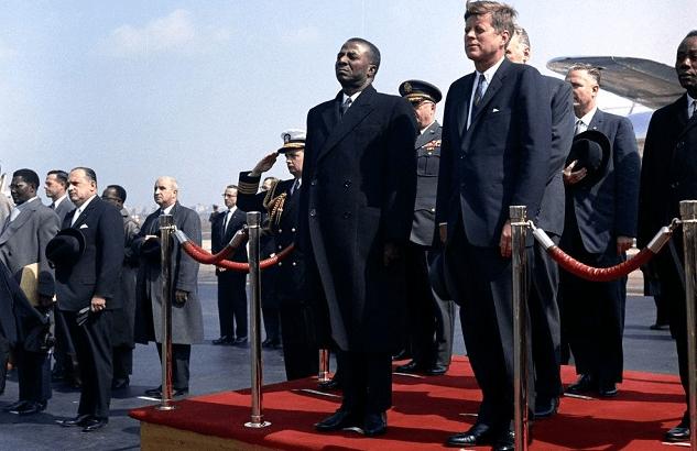 1962... Visite aux États-Unis