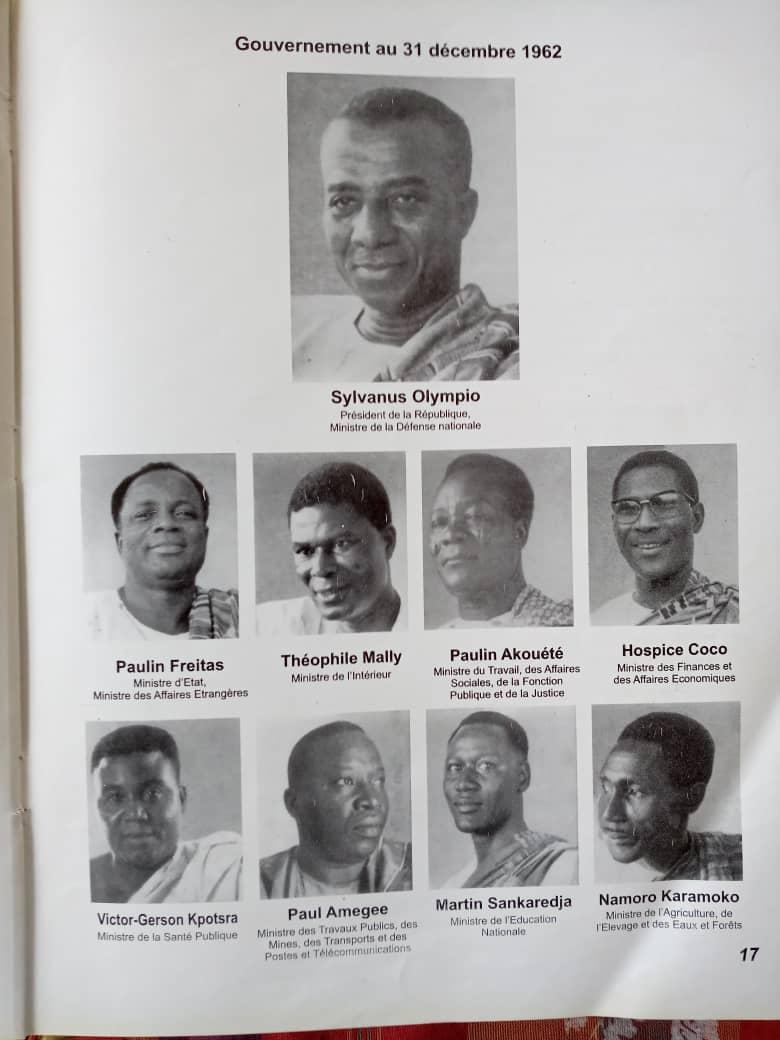 ● La Démocratie est Immortelle au Togo ●