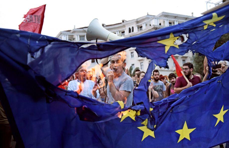 Europe, la déchirure…