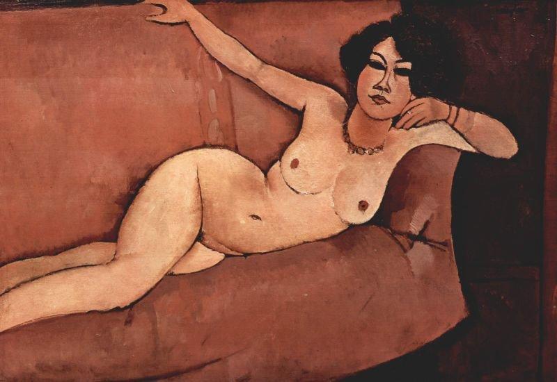 Almaiisa, Amadeo Modigliani