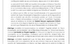 Le président Emmanuel Macron bénit la dictature de Faure Gnassingbé et insulte les citoyens du Togo.