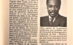 Édem Kodjo… Sa Mémoire… Le RPT