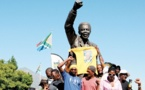 Majestueusement, Adieu Mandela!