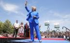 Hillary Rodham Clinton en habits neufs